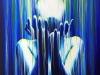 The Prayer Lebendiges Wasser 50x120